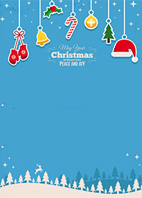 Free Holiday Templates::Front Rush